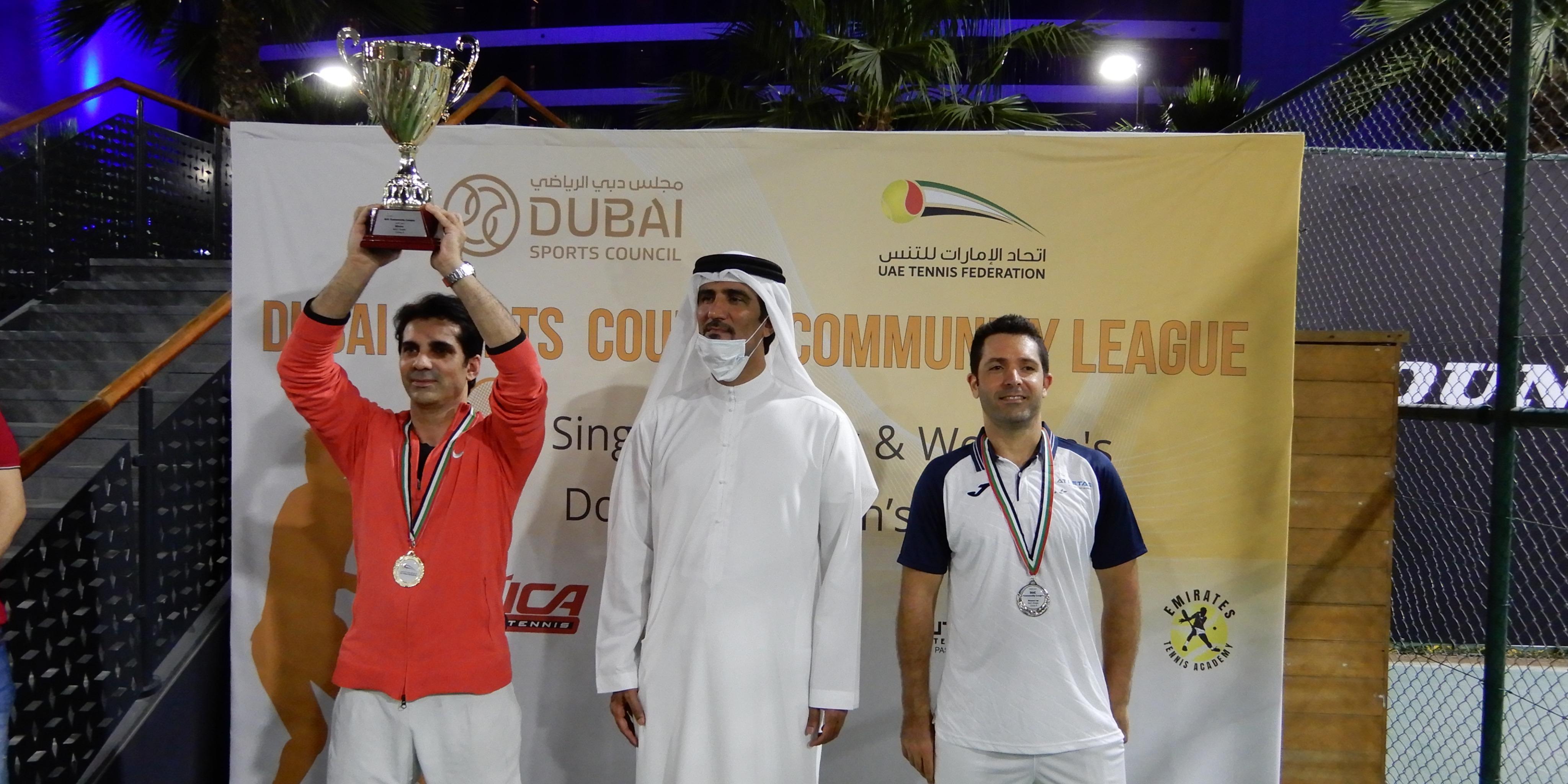 Tennis emirate